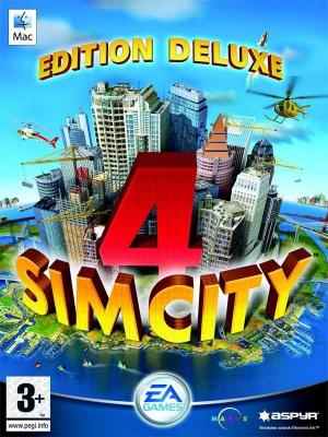 SimCity 4 sur Mac