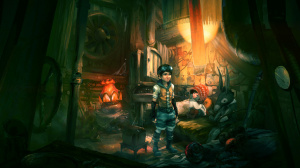 GDC 2014 - Silence : The Whispered World 2