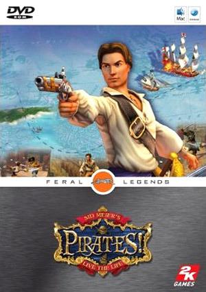 Sid Meier's Pirates! sur Mac
