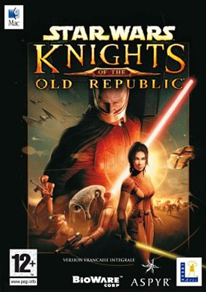 Star Wars : Knights of the Old Republic sur Mac