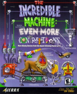 The Incredible Machine : Even More Contraptions sur Mac