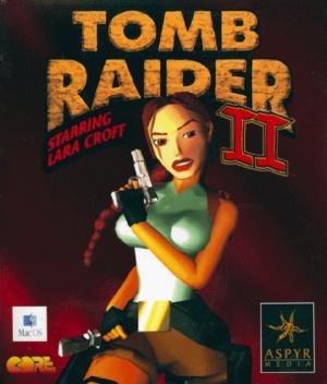 Tomb Raider II starring Lara Croft sur Mac