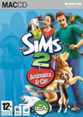 Les Sims 2 : Animaux & Cie sur Mac