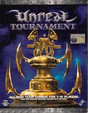 Unreal Tournament sur Mac
