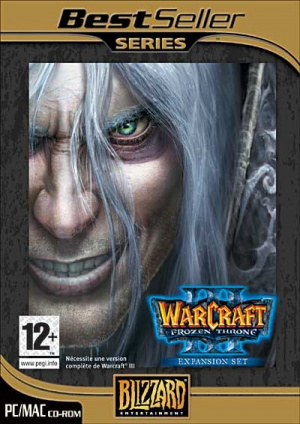 Warcraft III : The Frozen Throne sur Mac