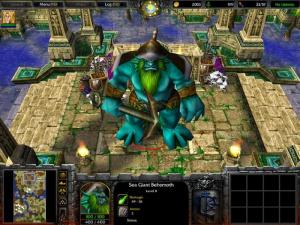 Warcraft III dépoussiéré à son tour avec une update 1.27