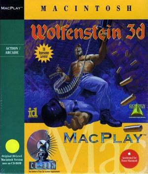 Wolfenstein 3D sur Mac