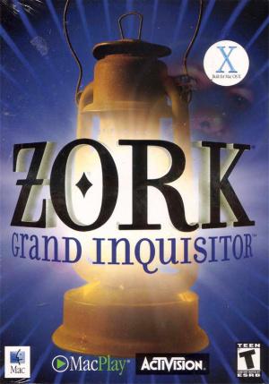 Zork I : The Great Underground Empire sur Mac