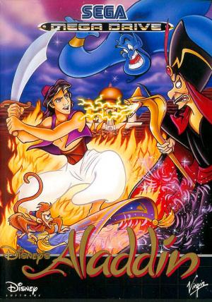 Aladdin sur MD