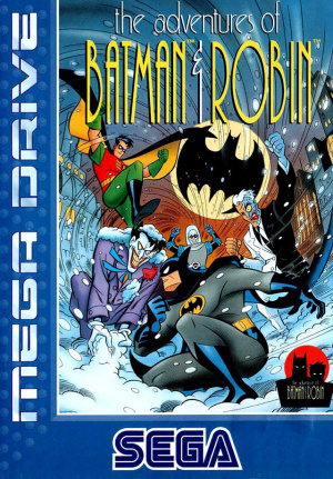 The Adventures of Batman & Robin sur MD