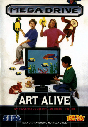Art Alive sur MD