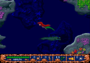 Ariel : La Petite Sirène