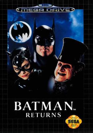 Batman Returns sur MD
