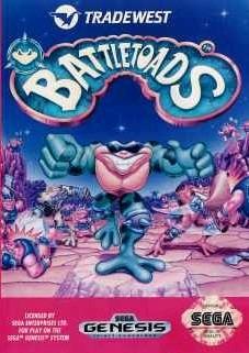 Battletoads sur MD