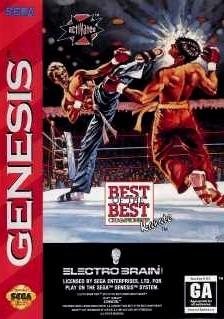 Best of the Best : Championship Karate sur MD