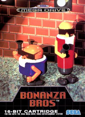 Bonanza Bros. sur MD