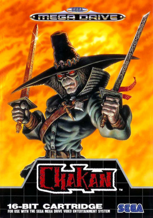 Chakan : The Forever Man sur MD