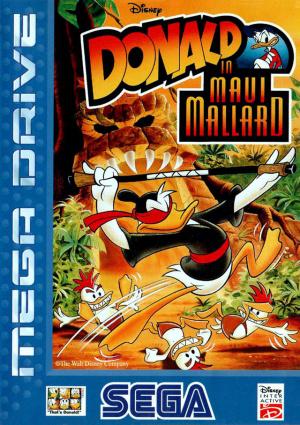 Donald in Maui Mallard sur MD