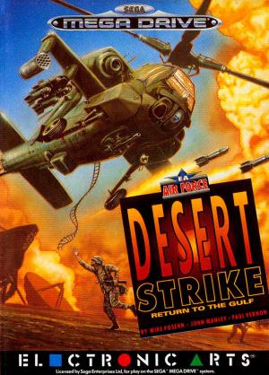 Desert Strike : Return to the Gulf sur MD