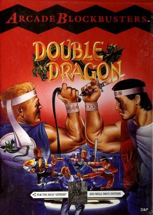 Double Dragon sur MD