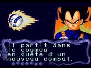Dragon Ball Z : L'Appel du Destin