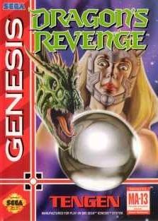 Dragon's Revenge sur MD