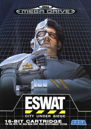 E-SWAT : City Under Siege sur MD