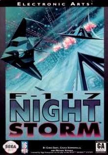 F-117 Night Storm sur MD