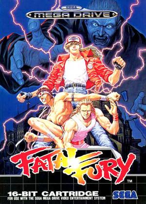Fatal Fury sur MD