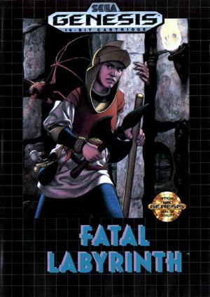 Fatal Labyrinth sur MD