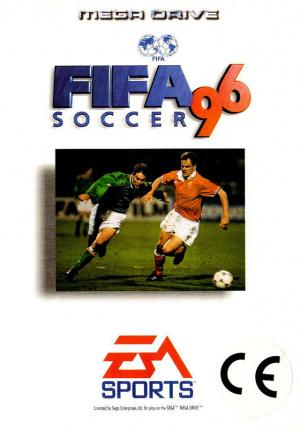 FIFA Soccer 96 sur MD