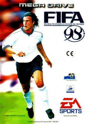FIFA 98 : En route pour la Coupe du Monde sur MD