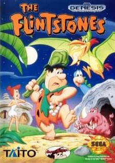 The Flintstones sur MD