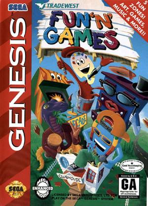 Fun 'N' Games sur MD