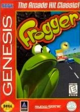 Frogger sur MD