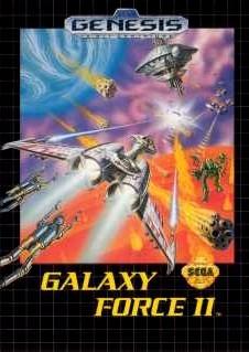 Galaxy Force II sur MD