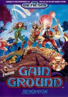 Gain Ground sur MD