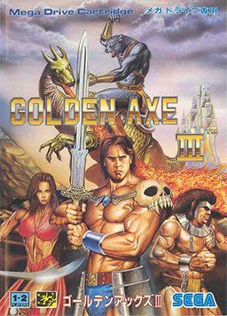 Golden Axe III sur MD