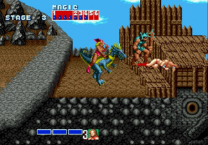 1989 - Golden Axe : Welcome to Fantasy land