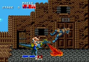 1989 - Golden Axe : Welcome to Fantasy land