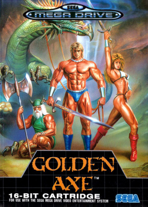 Golden Axe sur MD