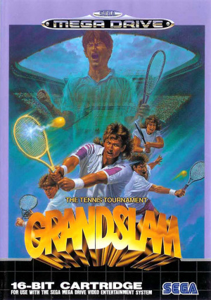 Grand Slam : The Tennis Tournament sur MD