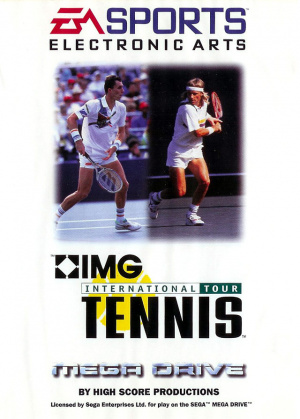 IMG International Tour Tennis sur MD