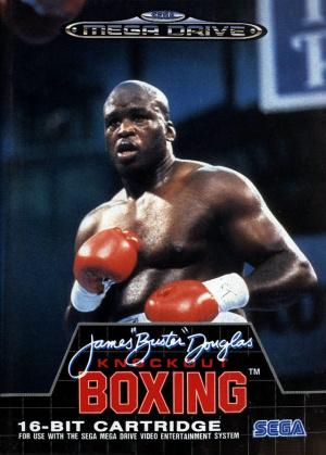 James Buster Douglas Knockout Boxing sur MD