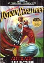 Jack Nicklaus' Power Challenge Golf sur MD