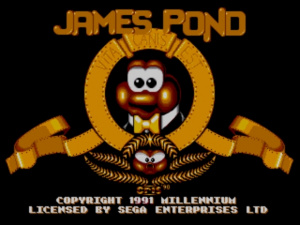 James Pond de retour ?