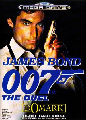 James Bond 007 : The Duel sur MD