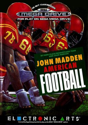 John Madden Football sur MD