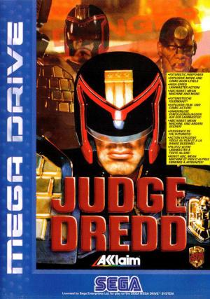 Judge Dredd sur MD