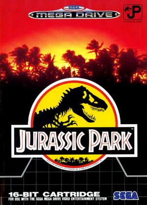 Jurassic Park sur MD